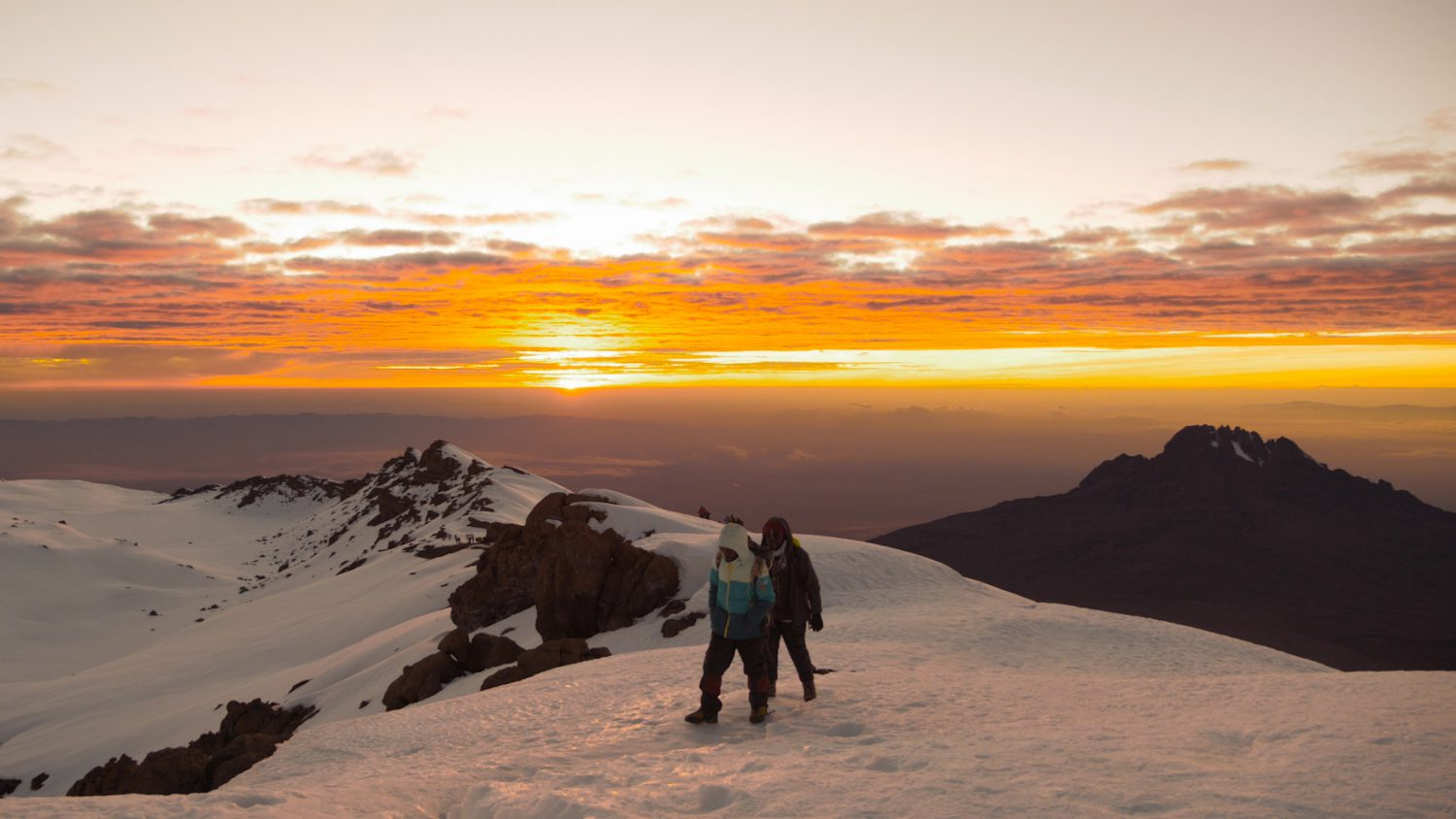 Kilimanjaro - Our way to the Top!